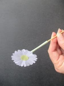 How To Make Stems For Paper Flowers - how to make stems for paper flowers