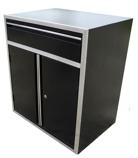 new redline elite series 8 ft base overhead wall garage trailer storage cabinet ebay