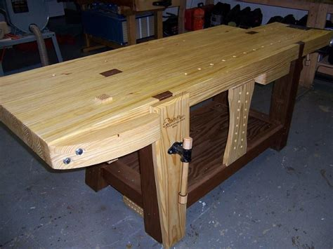 woodwork plans building  wood workbench  plans
