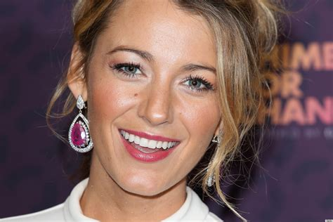 commercial actress with mole on face blake lively s gucci dress the right way to wear white
