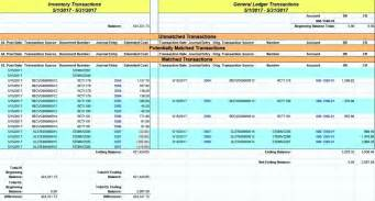 excel ledger template general ledger reconciliation template excel template