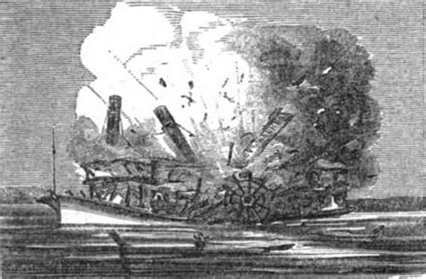 steamboat explosion the day of the saluda explosion and the federal government