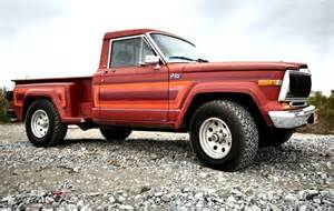 Jeep Stepside For Sale For Sale 1981 Jeep J10 Honcho Vehicle Discovery