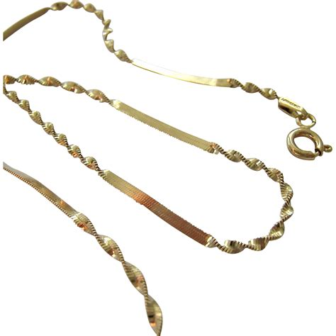 danecraft sterling silver 925 vermeil necklace italy from