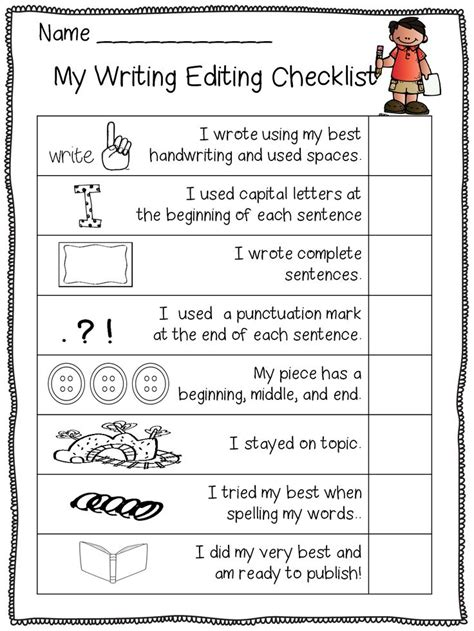 Free Writing Templates For 1st Grade Homeshealth Info Best Templates For Writers