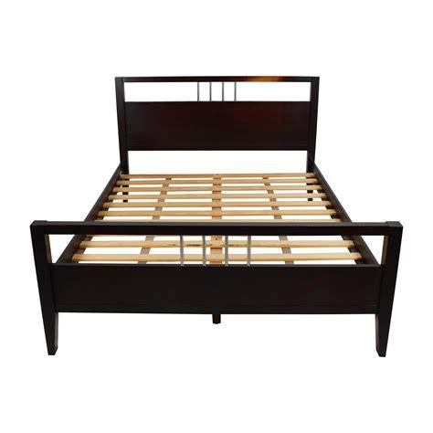 platform queen bed frame, brassex queen size platform black bed, black walmart canada, 999999