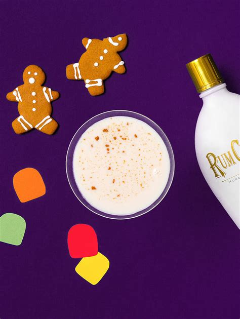 gingerbread martini recipe rumchata gingerbread martini