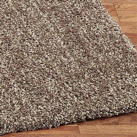 Plush Runner Rugs with Frosted Luxury Soft Plush Shag Area Rugs