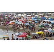 Si Hay Playa Y Sol Funciona  Econom&237a EL PA&205S