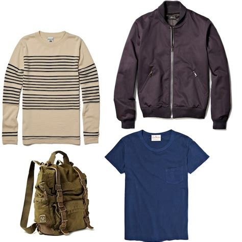 Promo Jaket Levis Hoodie Ngr7 a p c bomber jacket s n s herning crew neck wool striped sweater levi s vintage clothing