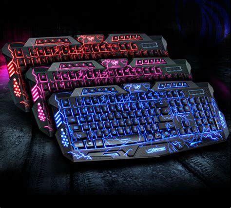 Keyboard Laptop Forsa sale backlights lightning mechanical sense gaming keyboard teclado pc keyboards for dota2