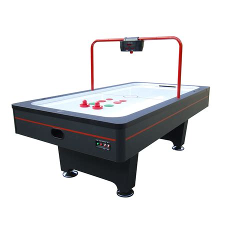 Air Hockey Table by Playcraft 7 5 Weston Ii Air Hockey Table With Overhead