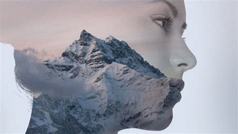 tutorial double exposure portrait 6 exciting portrait effects you can do in photoshop
