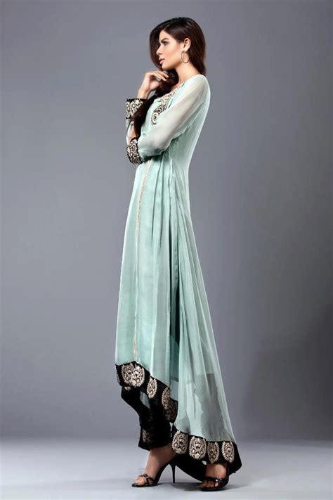 Lala Shirt Dress Point One frock design in pakistan 2018 gown dresses pictures