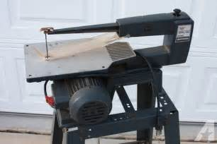 Alabama Home Decor sears craftsman 16 inch direct drive scroll saw for sale