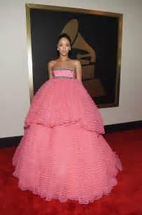 Grammy Awards Rihanna by Rihanna 2015 Grammy Awards 01 Gotceleb