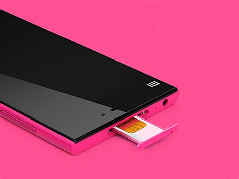 Simtray Xiaomi Mi 3 Gold xiaomi mi 3 replacement sim card tray