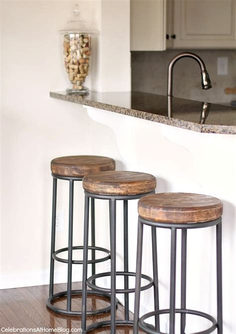 bar stools home goods extraordinary bathroom ideas cepagolf