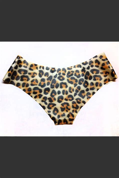 Leopard Briefs leopard briefs dawnamatrix clothing