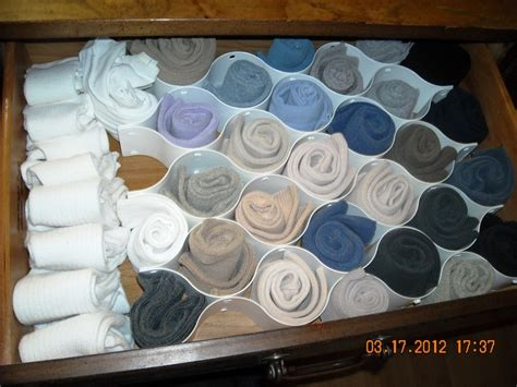 Sock Drawer Organization by Organize Your Sock Drawer Maximize And Simplicity