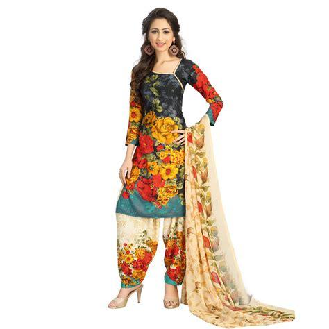 dress design salwar kameez indian pakistani bollywood ethnic suit unstitched designer