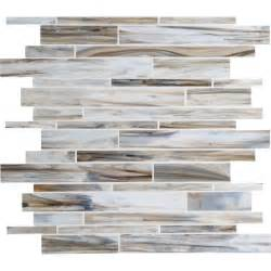 american olean 12 in x 12 in loren place sea shell glass mosaic wall tile at lowe s canada for