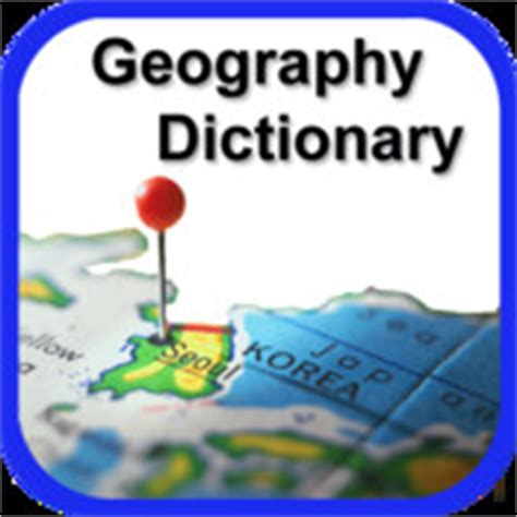 Landscape Dictionary Definition Geography Dictionary App For Iphone Education