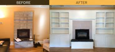 Built In Bookcases Around A Fireplace A Wall Of Built Ins Around Fireplace Custom Woodwork