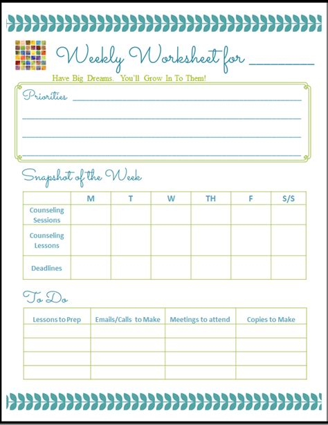 school counselor calendar my 2015 2016 school counselor binder and school counseling