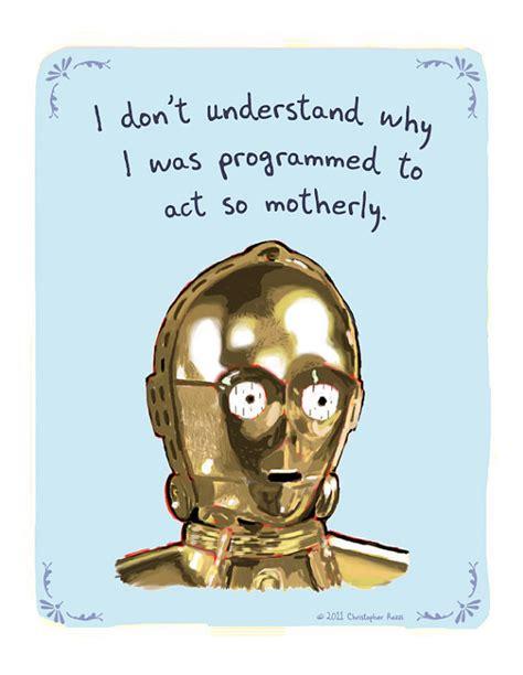 c3po quotes wars darth vader humor favorite r2d2 stormtrooper