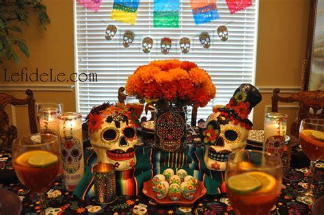 dia de los muertos home decor dia de los muertos day of the dead themed halloween