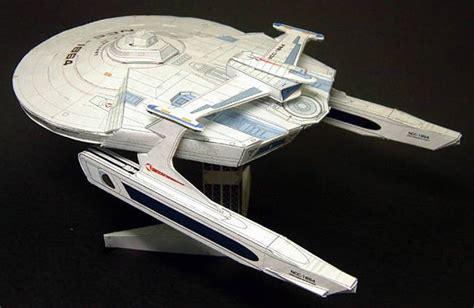 Trek Papercraft - starship papercraftsquare free papercraft