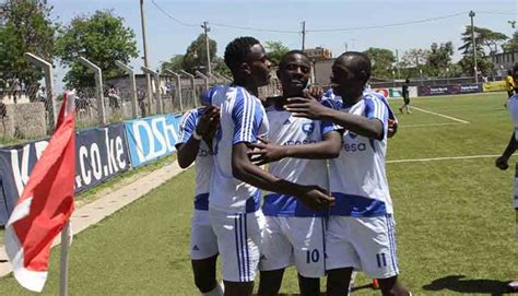 Second Tv Advance ingwe advance to 2nd in kpl log after thika win news
