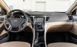 2013 Hyundai Sonata Interior Car And Driver