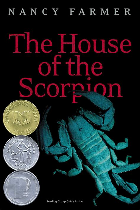 The House Of The Scorpion Book By Nancy Farmer