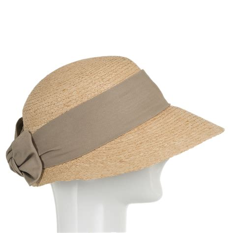 golf visor scoop panama straw hat womens ebay