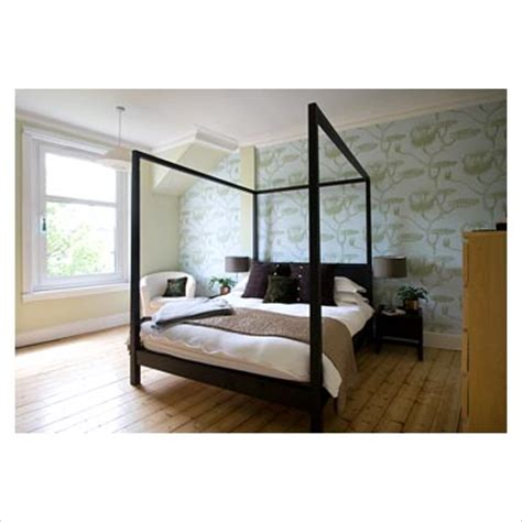modern four poster bed gap interiors four poster bed in modern bedroom