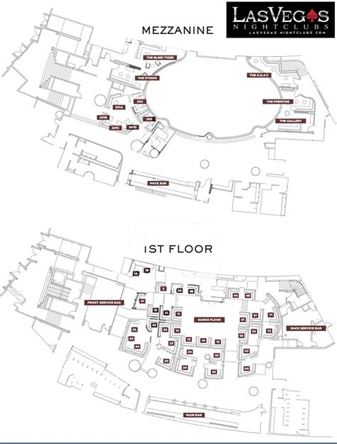 hakkasan las vegas floor plan jewel nightclub las vegas night club in las vegas nv