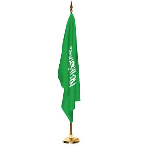 saudi arabia ceremonial flag set flags international