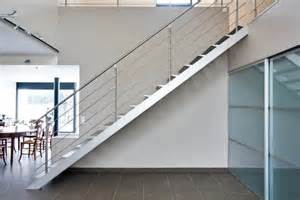 escalier alu escalier droit marche alu rambarde inox divinox