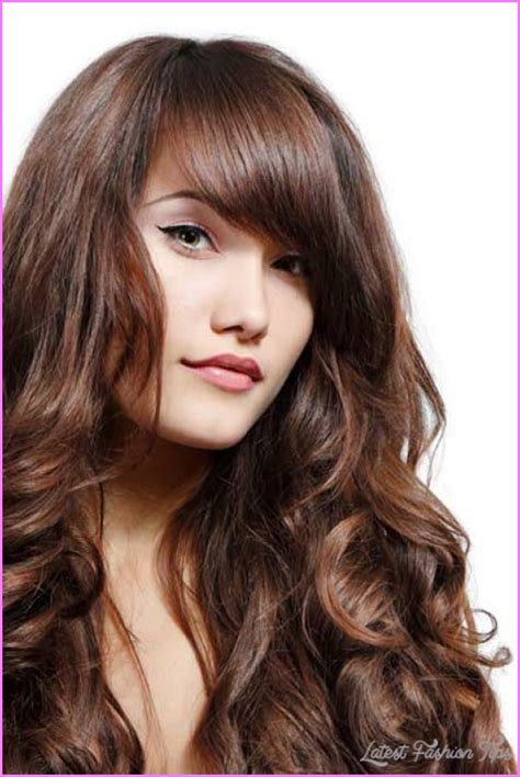 layered haircuts  girls  thick hair
