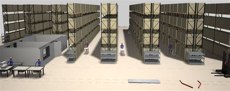 warehouse layout consulting science behind warehouse design and start up hesol