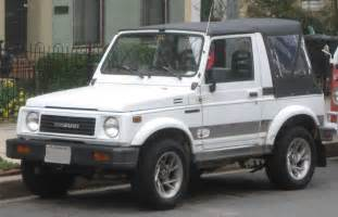 Suzuki Samurai Parts Suzuki Samurai History Photos On Better Parts Ltd