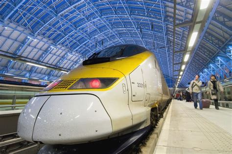 A round of applause to Eurostar for coughing up over its ...