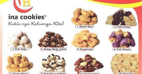 Ina Cookies Putri Coklat 3 kue kering ina cookies kue kering ina cookies harga reseller