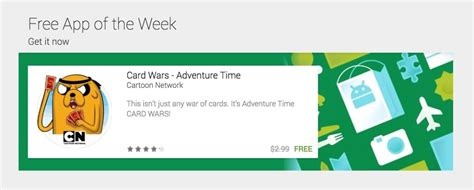 Play Now Hosting Quot Free App Of The Week Quot Droid