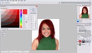 Light Hair Color Verschiedene Frisuren Und Haarfarben An Einem Foto Von