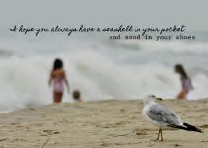 Sea shell beach quotes