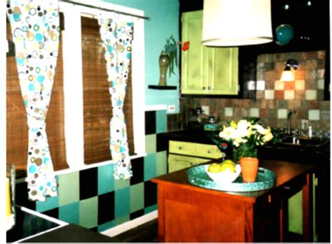 green and blue kitchen color crush blue and green kitchens room design inspirations