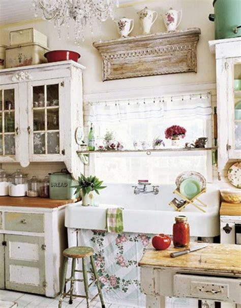 Vintage Decorating Ideas For Kitchens Vintage Kitchens Home Planning Ideas 2018